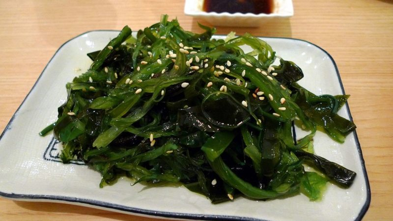 Kelp Nutrition Facts and Health Benefits