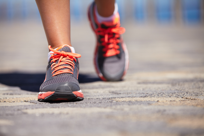 How Many Feet In A Mile When You Run Or Walk?