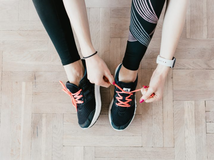 Importance of Wearing Yoga Shoes While Exercising
