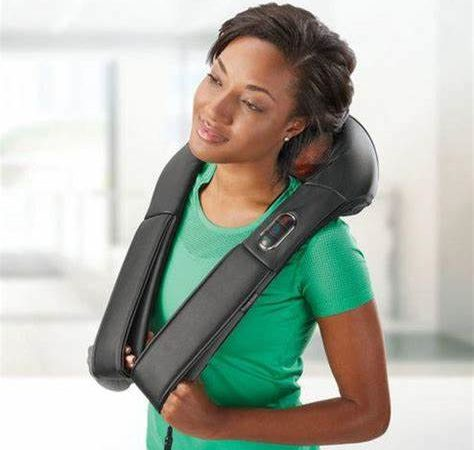 9 Best Neck And Shoulder Massager For Stress Relief