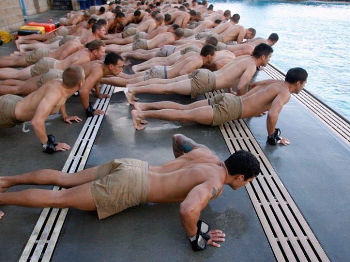 See What You Need to Know About Navy SEAL Workout