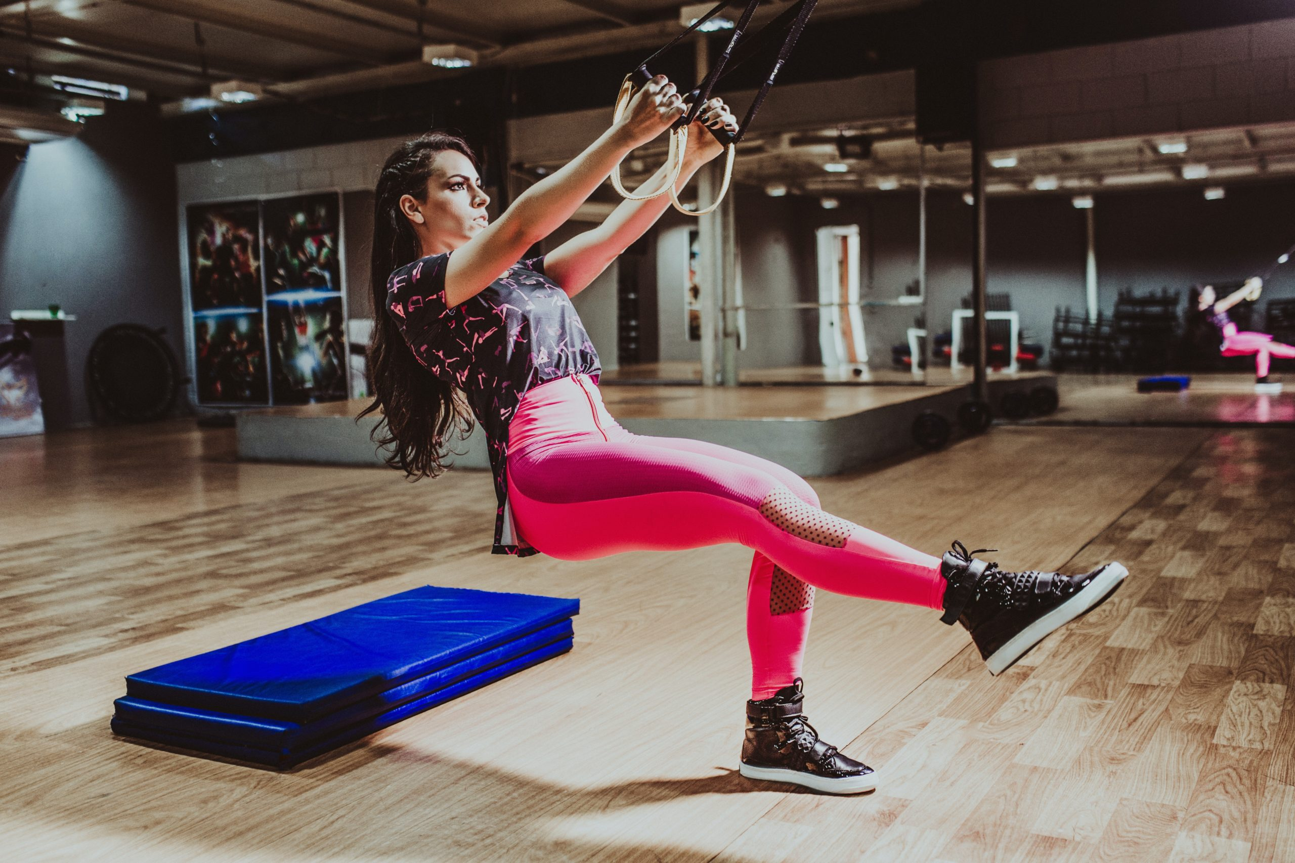 Add More Intensity to Your Workout with TRX Tricep Extension